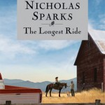 "Book Cover for ""The Longest Ride"" by Nicholas Sparks"