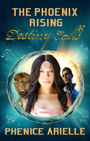 "Book Cover for ""Destiny Calls"" by Phenice Arielle"