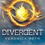 "Book Cover for ""Divergent"" by Veronica Roth"
