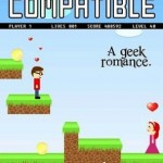 "Book Cover for ""Backward Compatible"" by Sarah Daltry & Pete Clark"