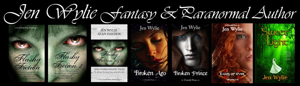 Interview with Jen Wylie