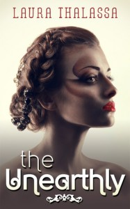 "Book Cover for ""The Unearthly"" by Laura Thalassa"