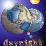 "Book Cover for ""Daynight"" by Megan Thomason"