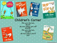 Children's Corner: Potty by Leslie Patricelli