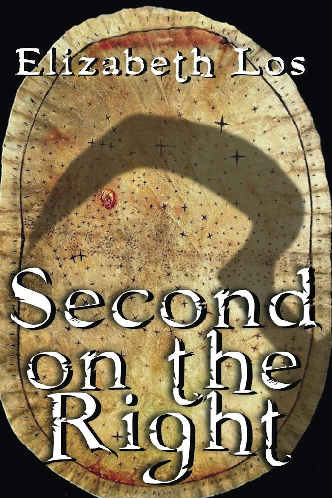 "Book Cover for ""Second on the Right"" by Elizabeth Los"