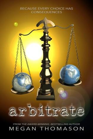 Review: arbitrate by Megan Thomason