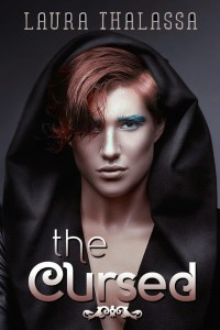 "Book Cover for ""The Cursed"" by Laura Thalassa"