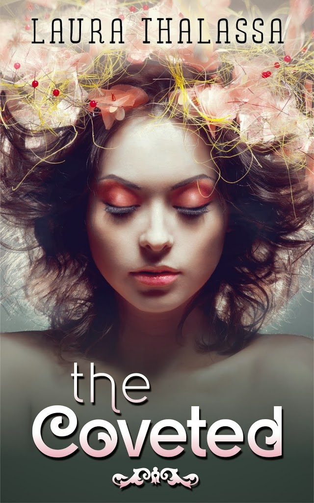 "Book Cover for ""The Coveted"" by Laura Thalassa"
