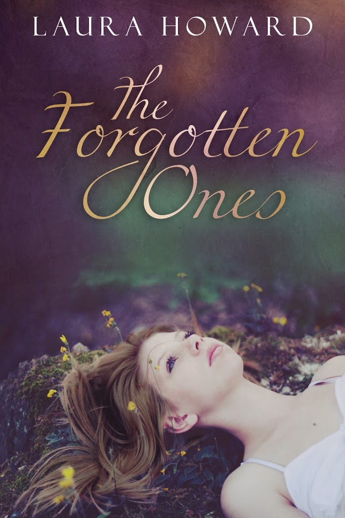 "Book Cover for ""The Forgotten Ones"" by Laura Howard"
