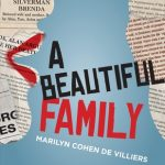 "Book Cover for ""A Beautiful Family"" by Marilyn Cohen de Villiers"
