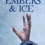 "Book Cover for ""Embers & Ice"" by Isabella Modra"