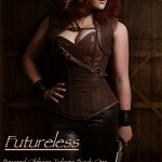 "Book Cover for ""Futureless"" by K.J. Draeghan"