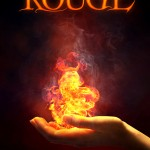 "Book Cover for ""Rouge"" by Isabella Modra"