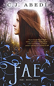 "Book Cover for ""Fae"" by C.J. Abedi"