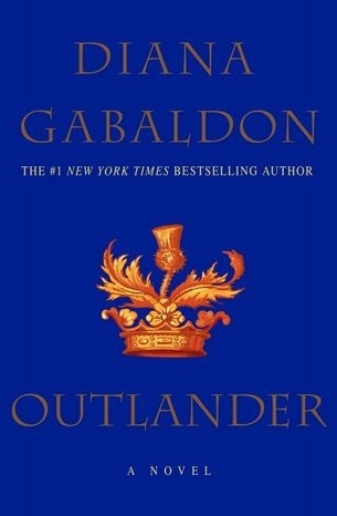 "Book Cover for ""Outlander"" by Diana Gabaldon"