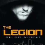 "Book Cover for ""The Legion"" by Melissa Delport"