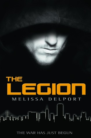 The Legion by Melissa Delport
