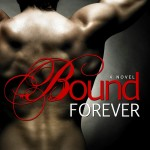 "Book Cover for ""Bound Forever"" by Hanna Peach"