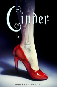 "Book Cover for ""Cinder (The Lunar Chronicles, #1)"" by Marissa Meyer"