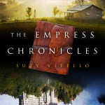 "Book Cover for ""The Empress Chronicles"" by Suzy Vitello"