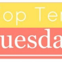 Top Ten Tuesday #11 – It's All About the Characters!