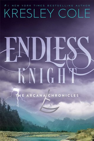 Book Cover for Endless Knight by Kresley Cole