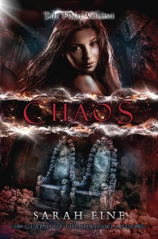 Book Cover for Chaos by Sarah Fine