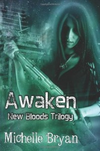 Book Cover for Awaken by Michelle Bryan
