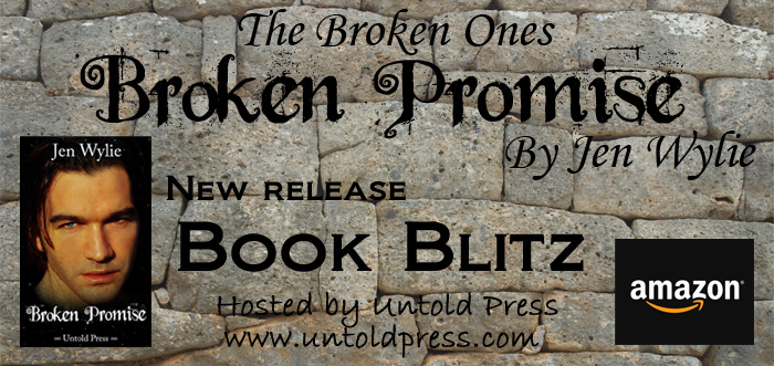 Broken Promise by Jen Wylie - Book Blitz and Giveaway!