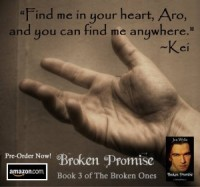 <i>Broken Promise</i> by Jen Wylie &#8211; Book Blitz and Giveaway!