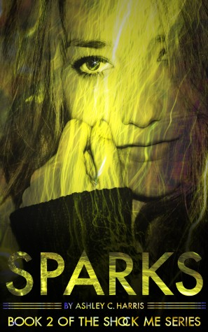 Sparks by Ashley C. Harris – Review, Meet the Author, & More