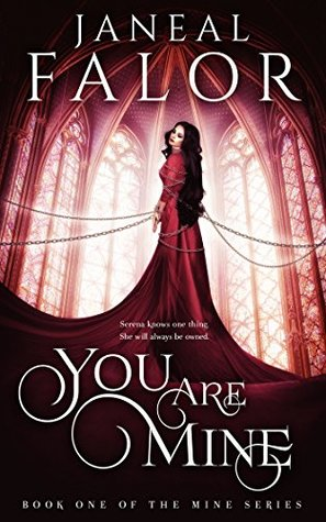 Book Cover for You Are Mine by Janeal Falor