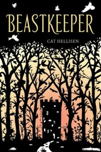 "Book Cover for ""Beastkeeper"" by Cat Hellisen"