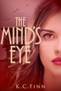 "Book Cover for ""The Mind's Eye"" by K.C. Finn"