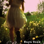 "Book Cover for ""Scripted"" by Maya Rock"