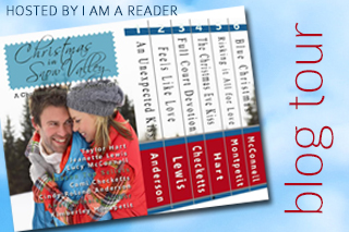 Weekend Reads #8 - Christmas in Snow Valley Blog Tour