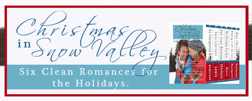 Christmas in Snow valley Banner