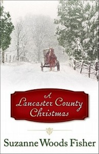 "Book Cover for ""A Lancaster County Christmas"" by Suzanne Woods Fisher"