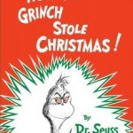 "Book Cover for ""How the Grinch Stole Christmas"" by Dr. Seuss"