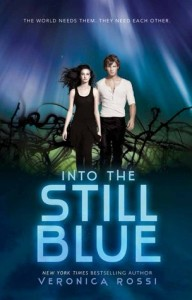 "Book Cover for ""Into the Still Blue"" by Veronica Rossi"