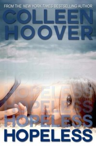 "Book Cover for ""Hopeless"" by Colleen Hoover"