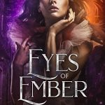 "Book Cover for ""Eyes of Ember"" by Rebecca Ethington"