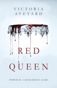 "Book Cover for ""Red Queen"" by Victoria Aveyard"
