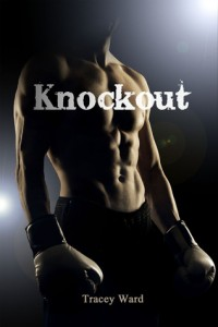"Book Cover for ""Knockout"" by Tracey Ward"