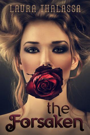 """Book Cover for """"The Forsaken"""" by Laura Thalassa"""