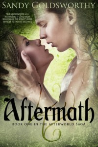 "Book Cover for ""Aftermath"" by Sandy Goldsworthy"