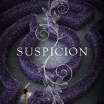 "Book Cover for ""Suspicion"" by Alexandra Monir"