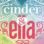 "Book Cover for ""Cinder & Ella"" by Kelly Oram"