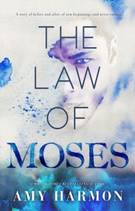 "Book Cover for ""The Law of Moses"" by Amy Harmon"