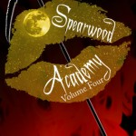 "Book Cover for ""Spearwood Academy Vol. 4"" by A.S. Oren"